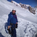 Good Offpiste or ski-touring skier or snowboarder